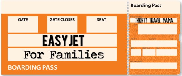Thrifty Travel Mama | Flying EasyJet - A Guide for Traveling with Babies, Children, and Families