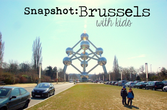Thrifty Travel Mama - Brussels with Kids